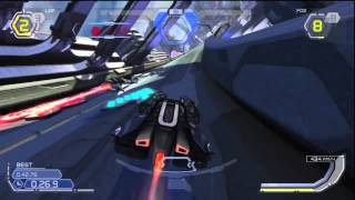 Wipeout Fury HD PS3