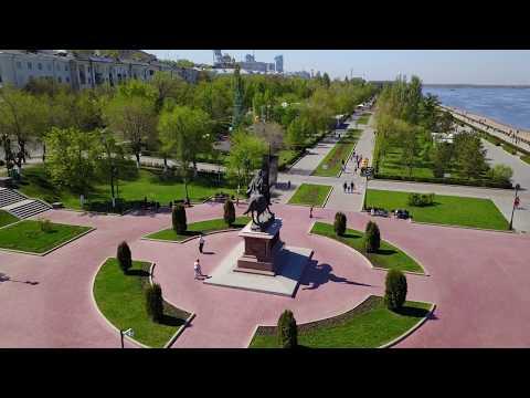 Набережная г. Самара 13.05.2018