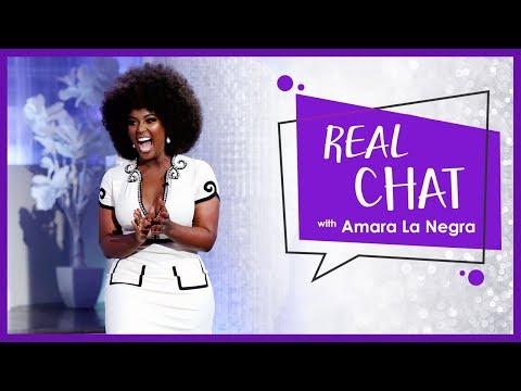 REAL CHAT with Amara La Negra