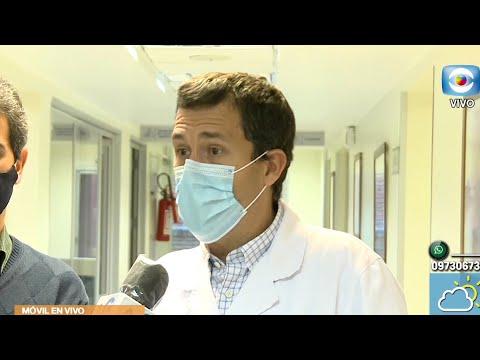 Covid-19: Control del brote en Médica Uruguaya
