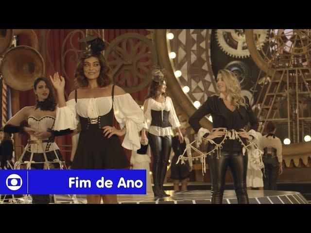 Fim de Ano 2018 na Globo [clipe completo]