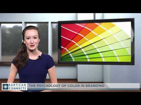 The Psychology of Color in Trade Show Branding