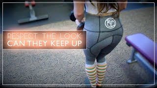 TESTING THE LIMITS | RESPECT THE LOOK LEGGINGS, CAN THEY KEEP UP?