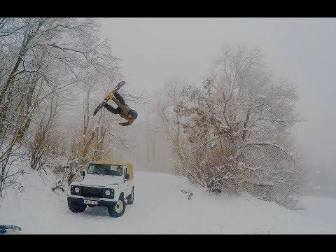 Normafa winter life 2018