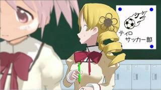 【MMD 7 cup】nichijō ☆ magika