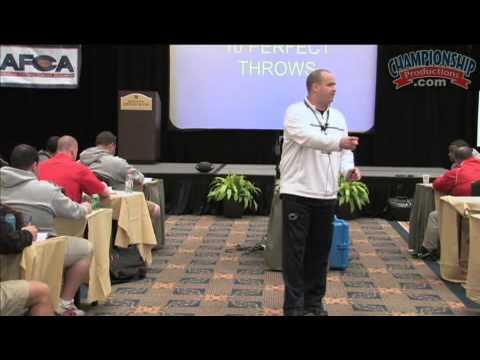 Bill O'Brien: Quarterback Technique