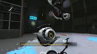 Portal 2:The OutOfThisWorld Ending!