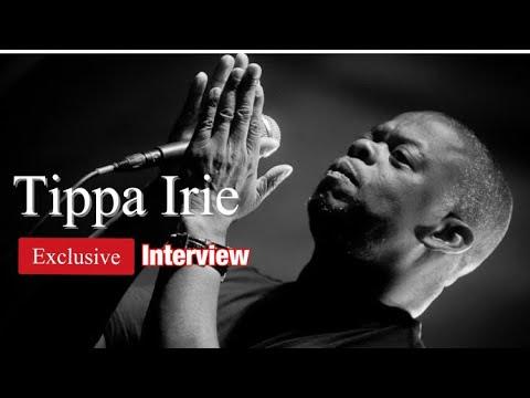 Tippa Irie Exclusive Interview @ YouTube Studios