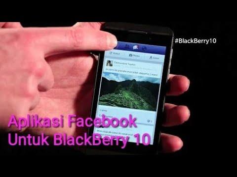 Yes !! Ini Dia Aplikasi Facebook Yang Cocok Untuk Blackberry Kalian, Sabtu OOT
