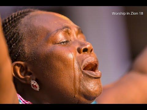 WORSHIP IN ZION 2018 - MOMENT OF WORSHIP FT. EUGENE ZUTA