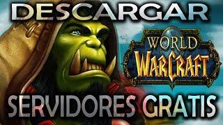 Descargar E Instalar World Of Warcraft 2017 FACIL Y RAPIDO El Mejor Launcher Para Jugar Gratis
