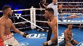 Cocky fighter gets knocked out in final 10 seconds after showboating all fight