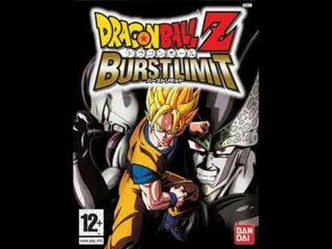 Dragon Ball Z Burst Limit Opening song