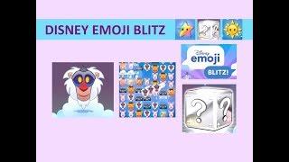 Disney Emoji Blitz Rafiki (Silver Box Emoji Power Gameplay)