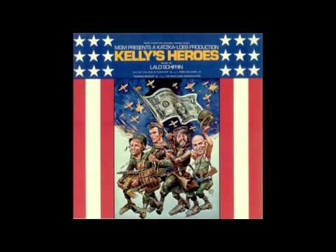 Lalo Schifrin - Kelly's Heroes (whistle theme)