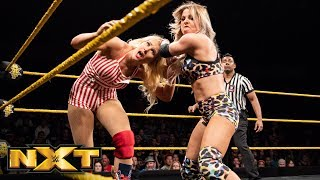 Candice LeRae vs. Lacey Evans: WWE NXT, Oct. 3, 2018