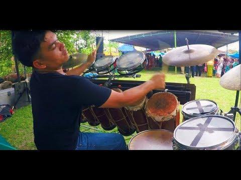 Bang Simbolon Salah Satu Gondang Master Siantar Simalungun  (Chika Sound) DJOSS! 🌪