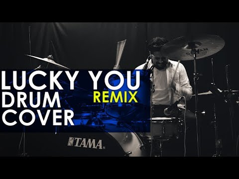 Eminem - Lucky You ( Trap Remix)  | Drum Remix | Innate Drummer