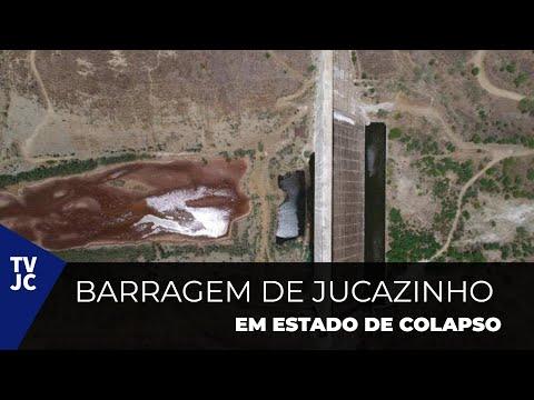 Barragem de Jucazinho continua sem acumular água