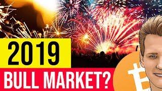 Bitcoin Price 2019 🚨 BULLISH SCENARIO...