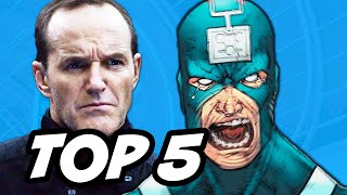 Agents of SHIELD Season 3 Episode 9 - TOP 5 WTF and Marvel Easter Eggs