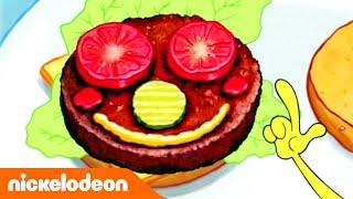 Губка Боб Золотые моменты | Идеальный крабсбургер | Nickelodeon Россия