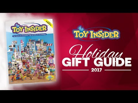 NEW! The Toy Insider's 2017 Holiday Gift Guide! THE HOTTEST HOLIDAY TOYS FOR KIDS!