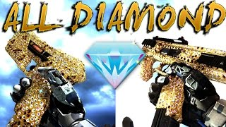 ALL DIAMOND PISTOLS! BLACK OPS 3 Pistol DIAMOND CAMOS (BO3 Weapon Camos)