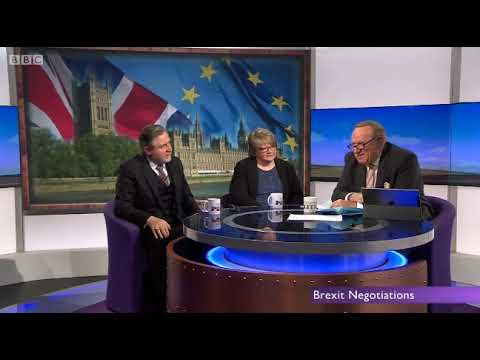 Barry Gardiner Car crash interview with Andrew Neil (28/02/2018) RT & Share