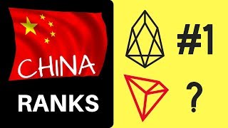 Chinese Government Blockchain Rankings puts EOS #1