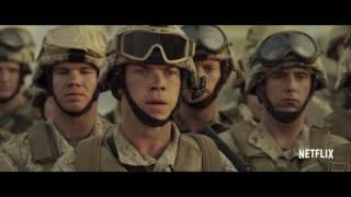 Машина войны / War Machine   Трейлер (2017)