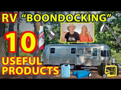 For Beginners: 10 Useful RV