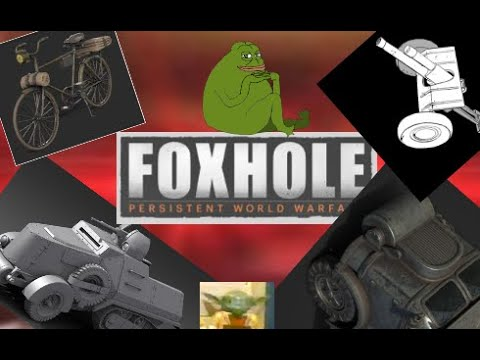 Foxhole Tryhard Compiliation |