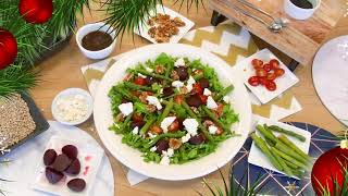 The Perfect Xmas Salad // Filo