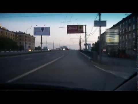 Первый день за рулем на новой Hyundai Solaris ЕВРО 2012