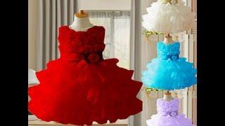 Пышные нарядные платья для девочек фото(, 2016-03-07T17:50:46.000Z)