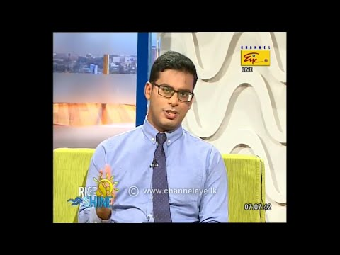 Channel Eye Rise and Shine Morning Show with Talal Rafi and Thasim Rafi on Entrepreneurship