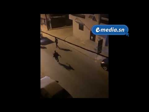 Couvre-feu : Les policiers violentent les passants
