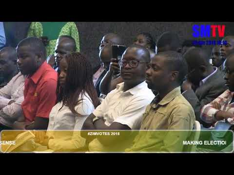 Join Chris Mutsvangwa,Douglas Mwonzora and Jealousy Mawarire-2018 Harmonized Elections  Debate
