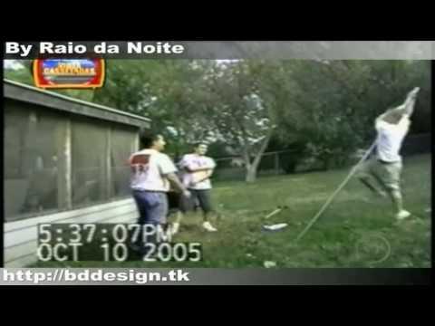 Video Cassetadas Faustão 27/09/2009 HD