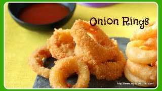 Onion Rings - Quick & Easy Snack Recipe