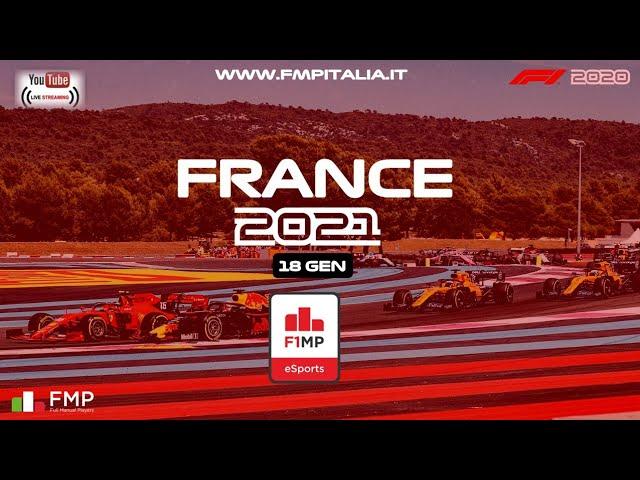 F1MP | #10 FRANCIA GRAND PRIX | FMP ITALIA
