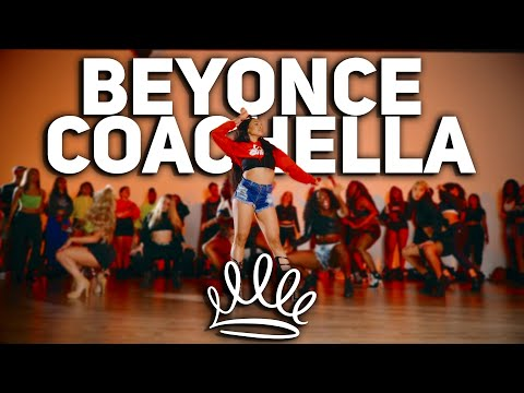 Beychella Homecoming Mix | Beyonce | Aliya Janell Choreography | Queens N Lettos
