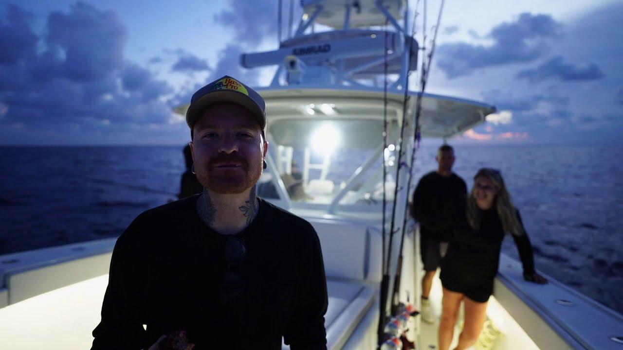 Traeger at Sea with Matty Mullins thumbnail