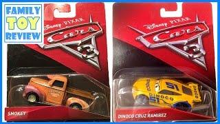 Disney Cars 3 Toys 25 NEW RELEASE 2017 Diecast DISNEY CARS on Ebay Jackson Storm Cruz Ramirez Smokey
