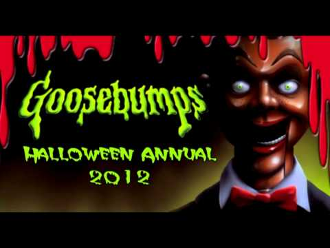 book report on goosebumps horrorland Goosebumps #16 one day at horrorland by pit's the classic precursor to rl stine's blockbuster goosebumps horrorland other books in this.