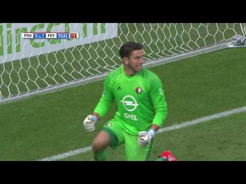 Brad Jones blijft bij Feyenoord