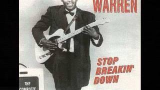 Baby Boy Warren - Stop Breakin Down