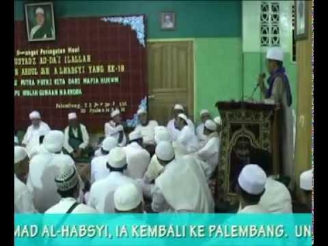 Ziarah Kubra Palembang 2011