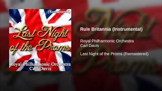 Rule Britannia (Instrumental)